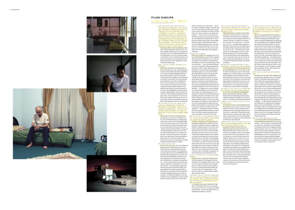 Album, Magazin für Fotografie A1