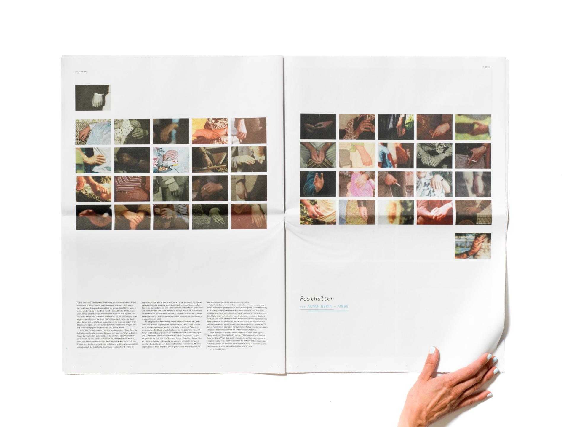 Album, Magazin für Fotografie A3